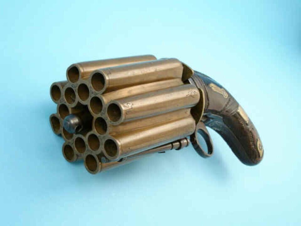 Šaudymas koviniais ginklais (Kaune)
