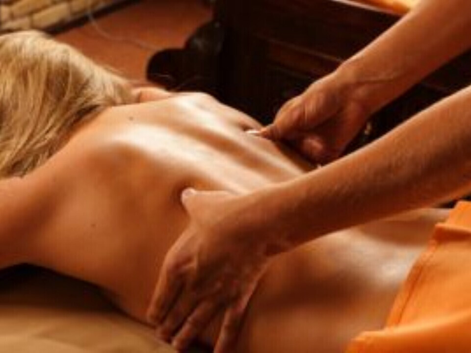 Nugaros masažas (Klaipėda)