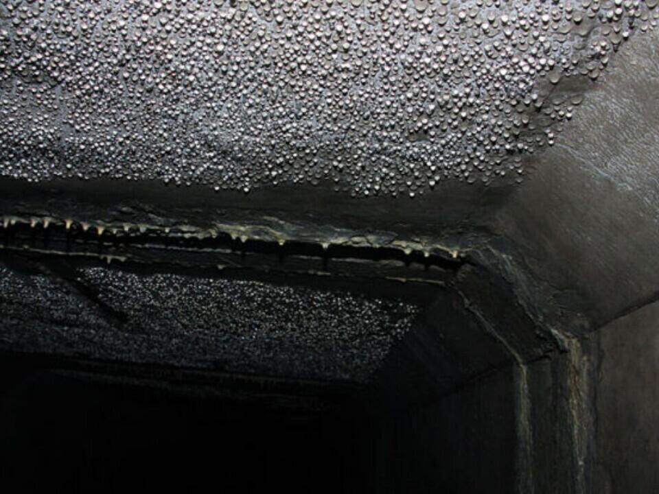 Naktinis žygis po vandens tunelius