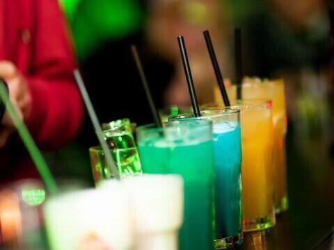 Kokteilių degustacija