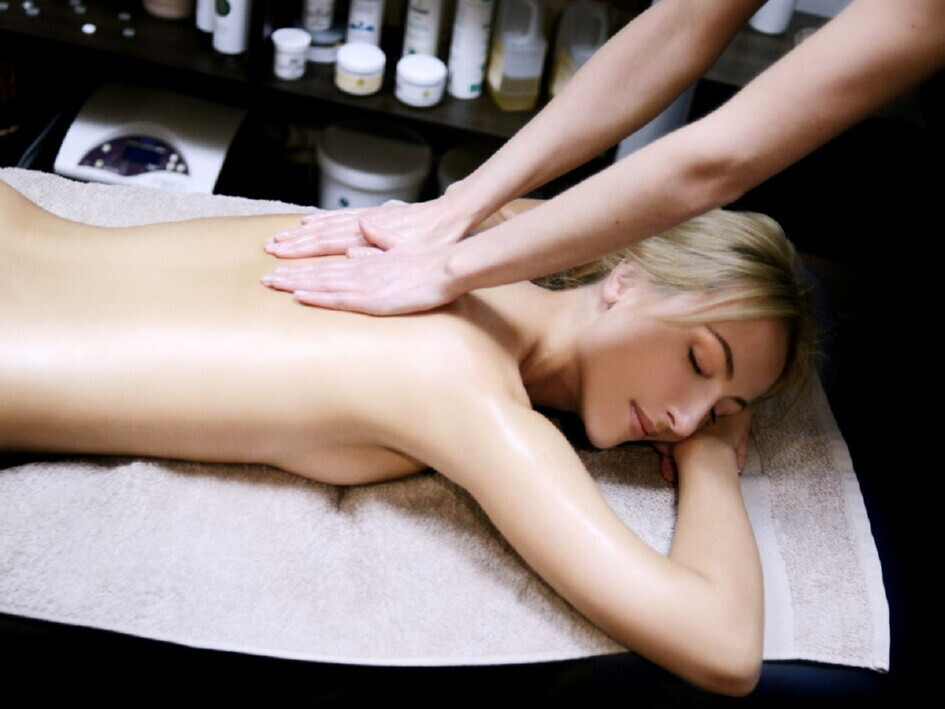 """Express relax"" viso kūno masažas"