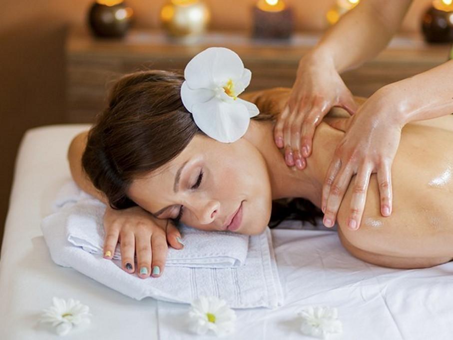 Aromaterapinis viso kūno masažas