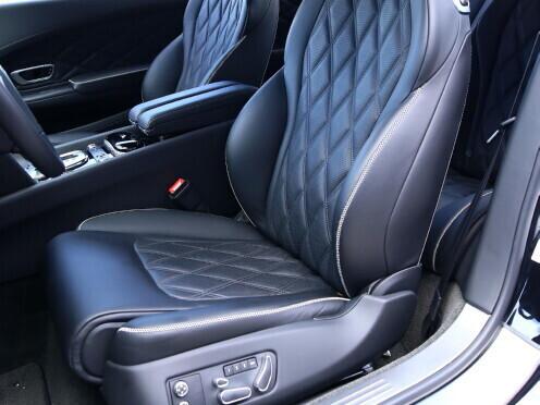Važiuok įspūdingu Bentley Continental GT W12 Mulliner