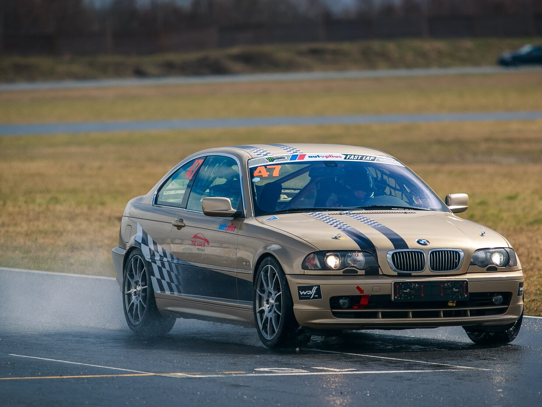 "Vairuok ""BMW 328i"" trasoje"
