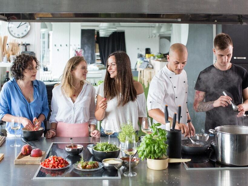 Dovanų kuponas kulinarijos kursams