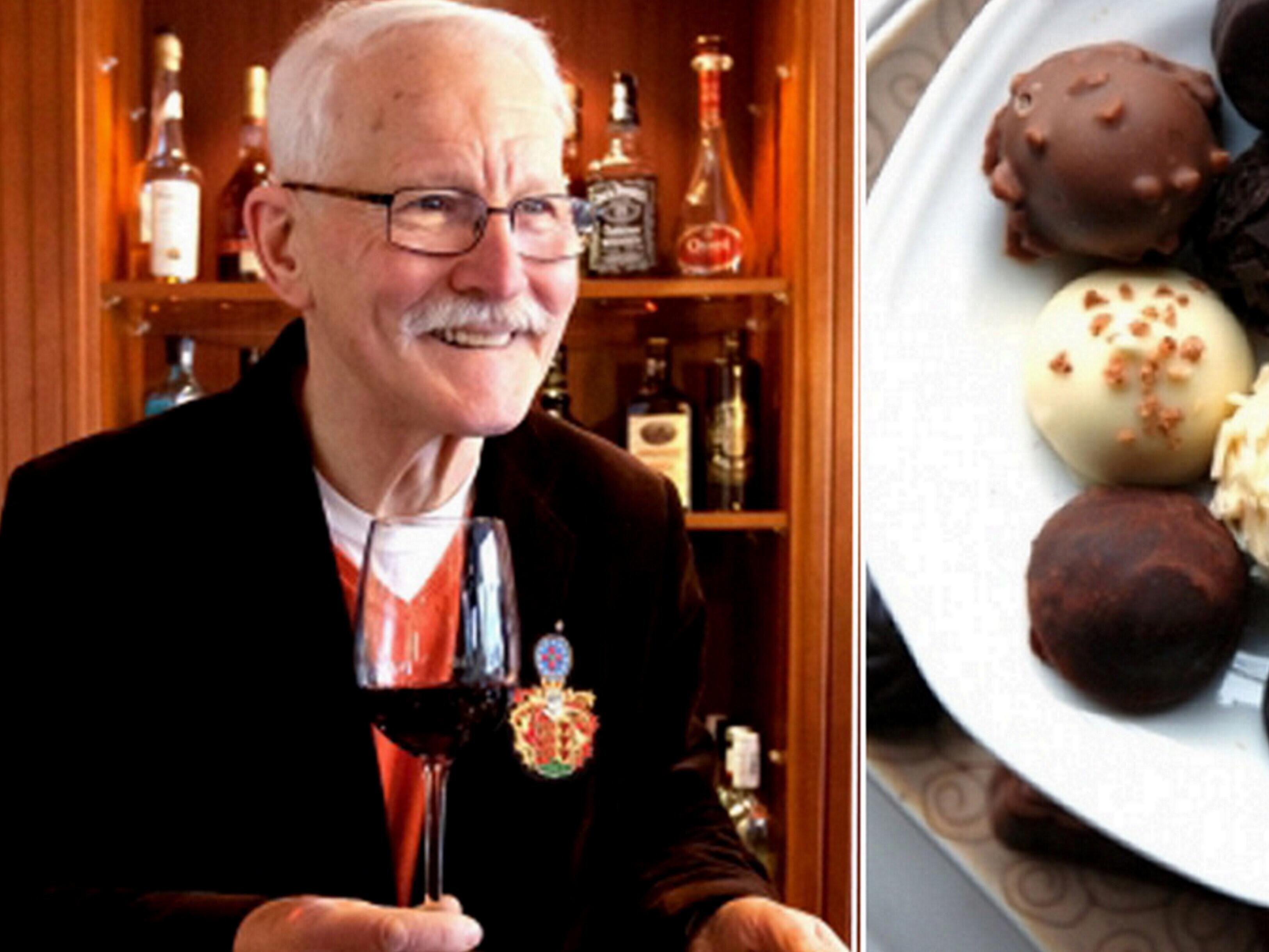 Vyno ir šokolado paskaita su Dominyku Velyčka