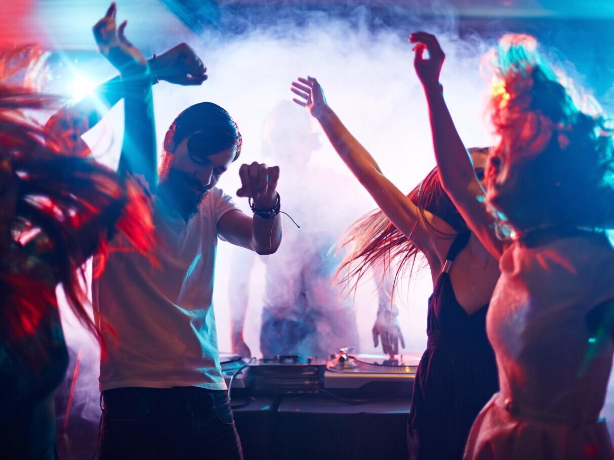 DJ pamoka grupei