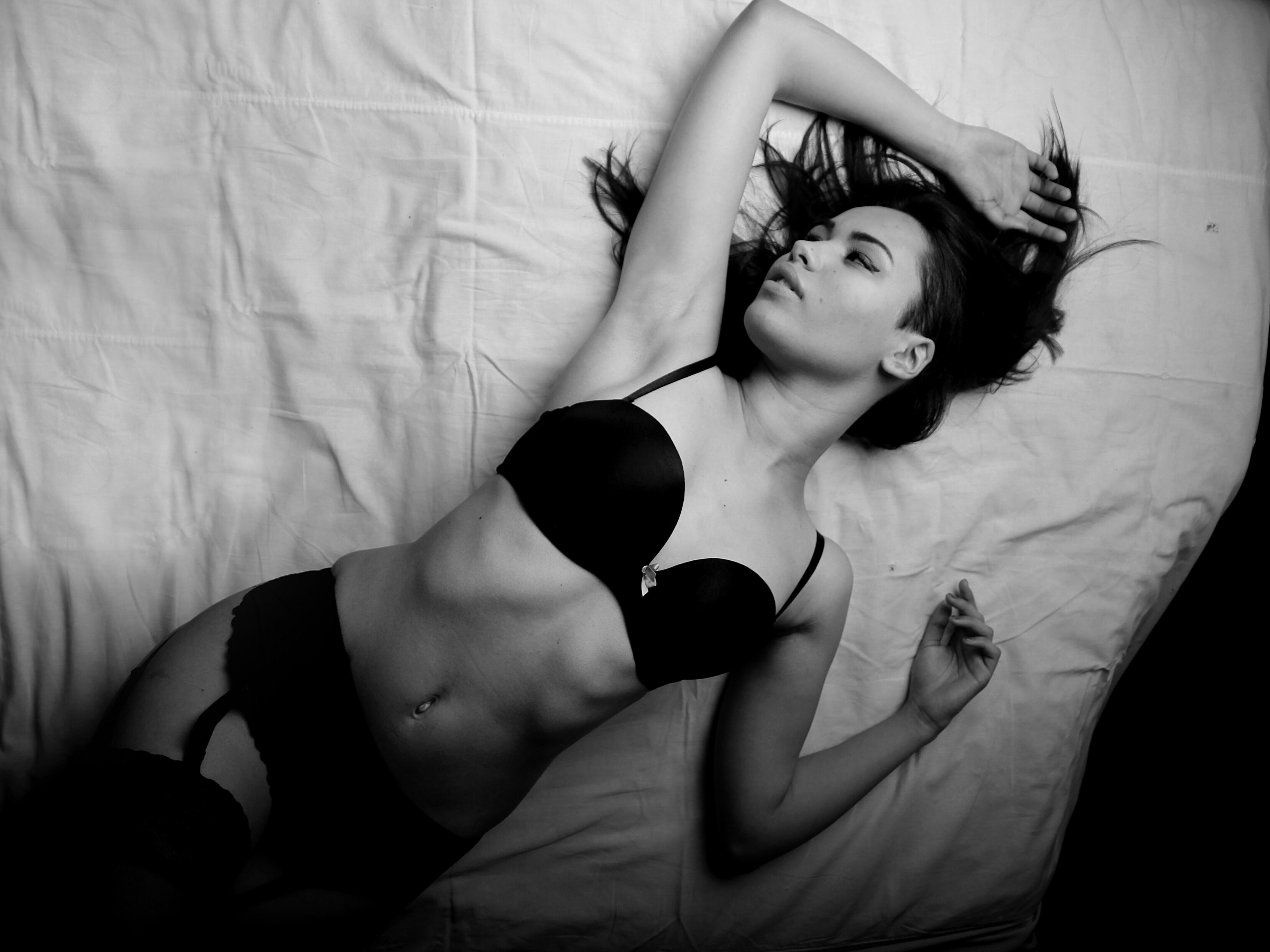 Asmeninė erotinė fotosesija