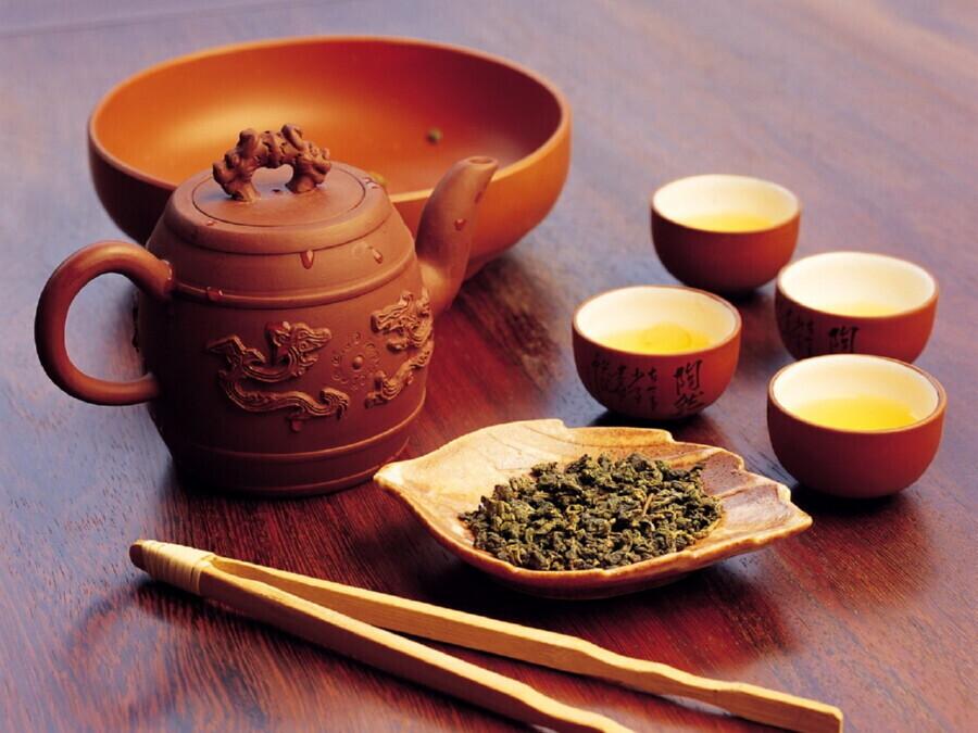 Kiniškos arbatos ceremonija