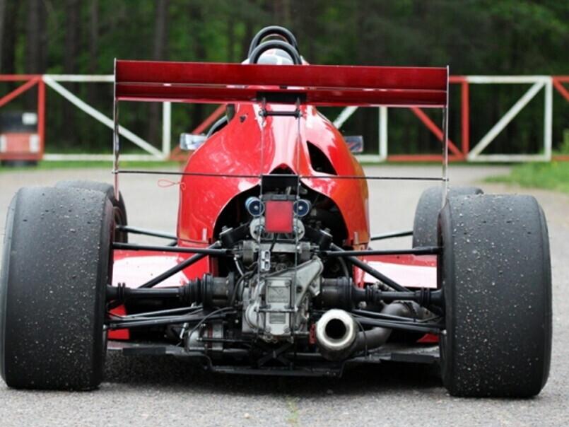 Važiuok Formule - vaikui
