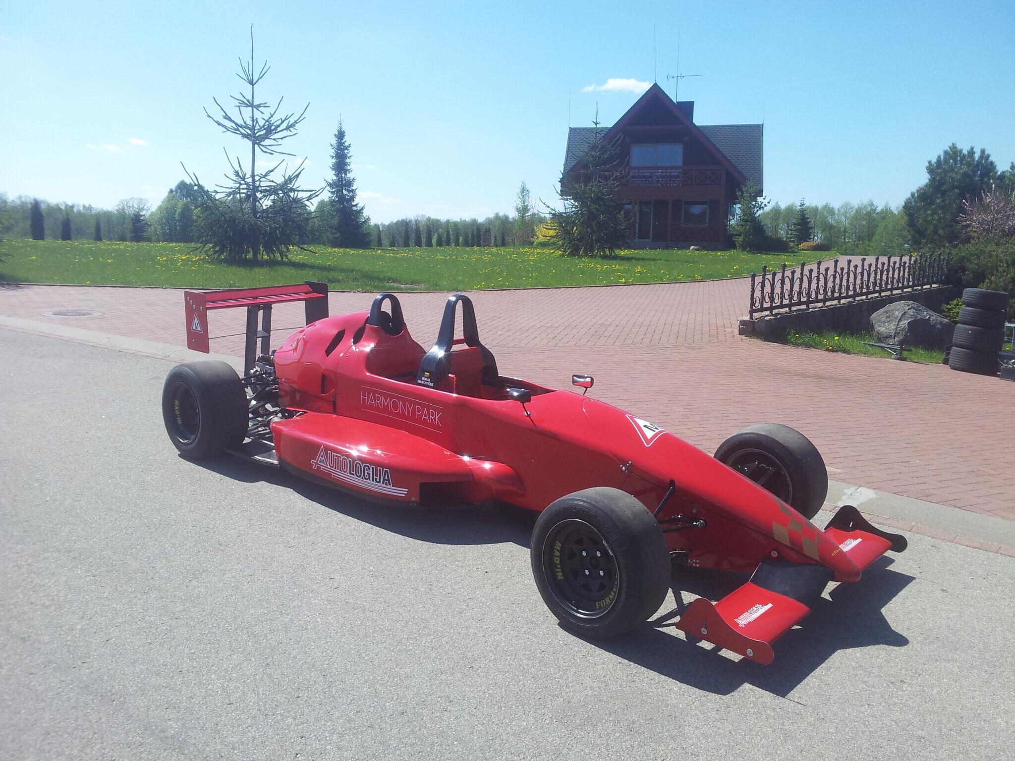 Važiuok Formule!