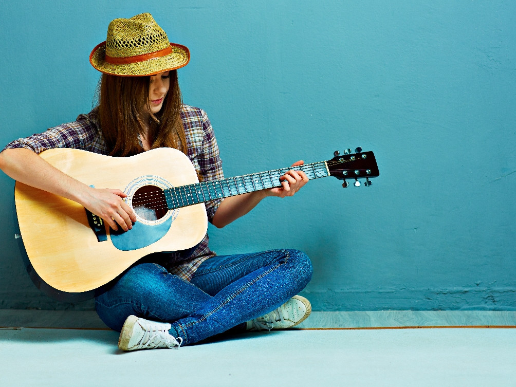 Gitaros pamokos individualiai