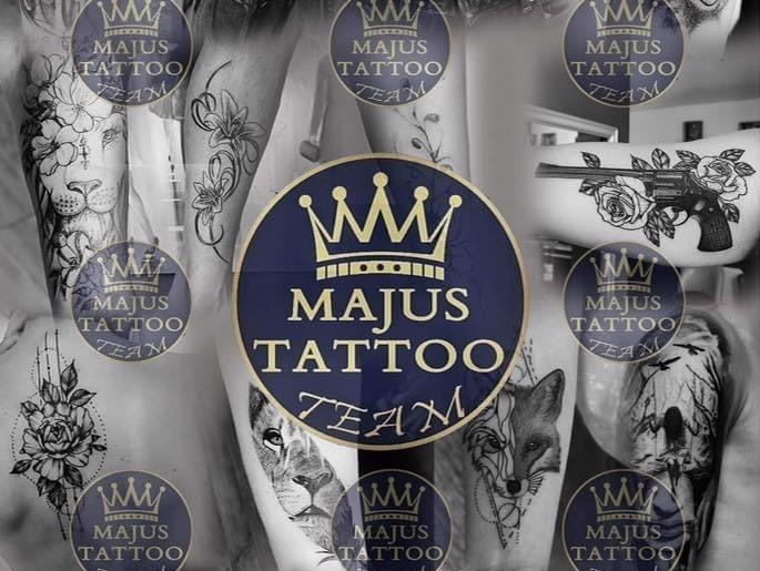 """""""Majus Tattoo"""" dovanų čekis tatuiruotei"""