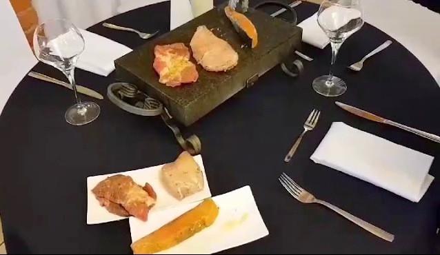 """Išskirtinė vakarienė """"Kepu pats"""""""