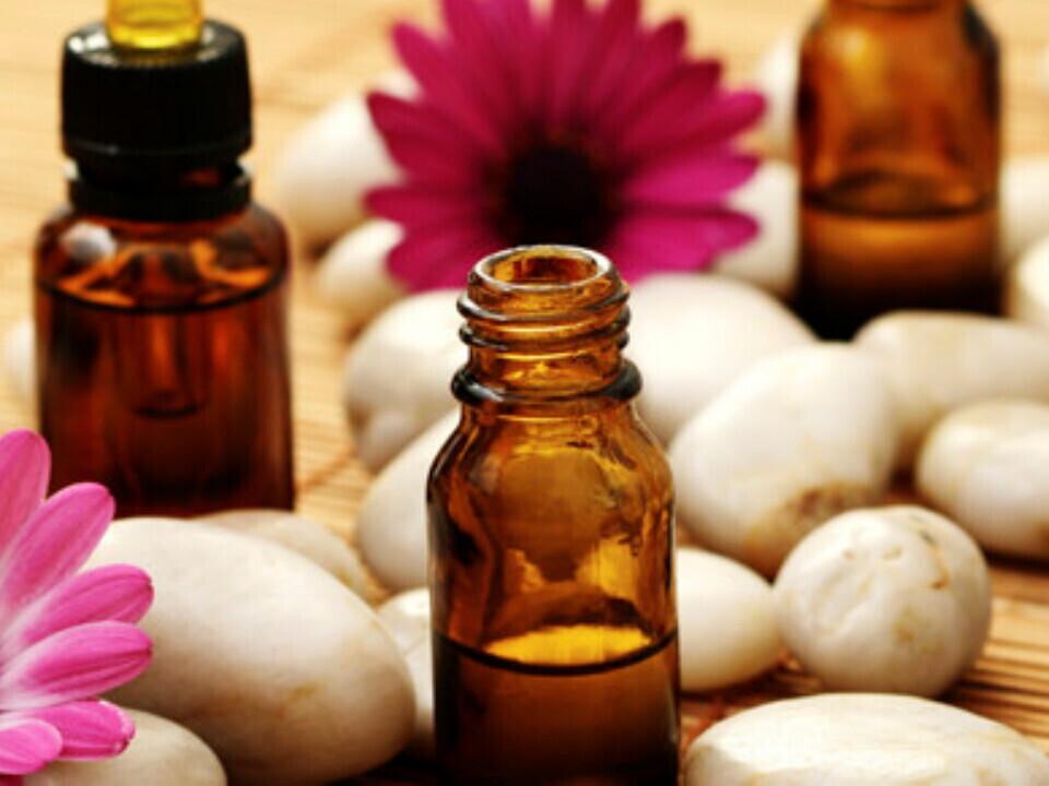 Aromaterapinis masažas nugarai