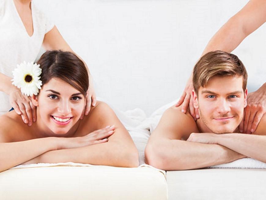 Procedūra DVIEMS – nugaros masažai jam ir jai