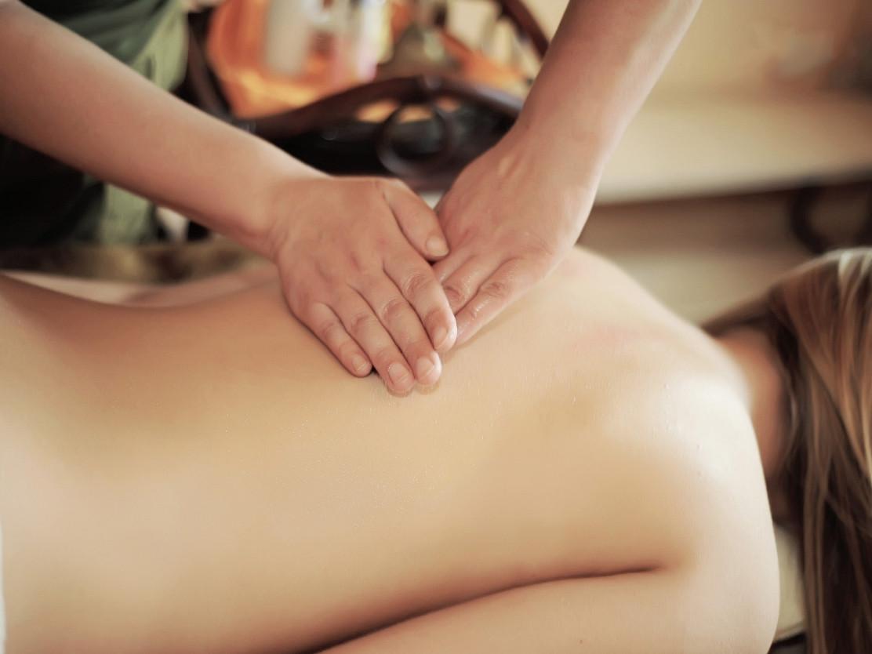 Atpalaiduojantis kūno masažas SANTANA