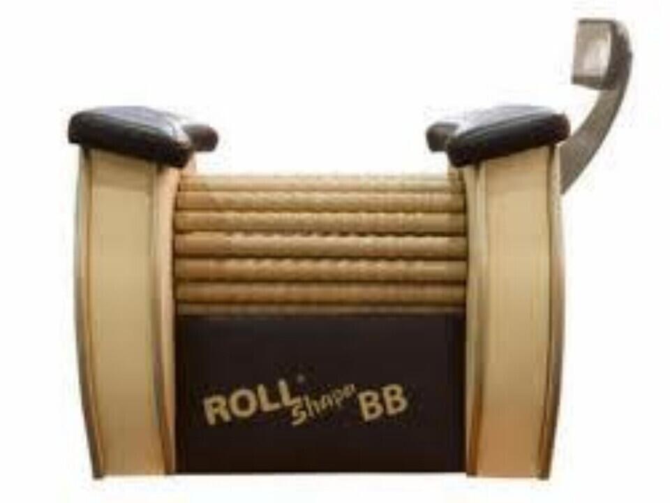Limfodrenažinis masažas su ROLL SHAPER