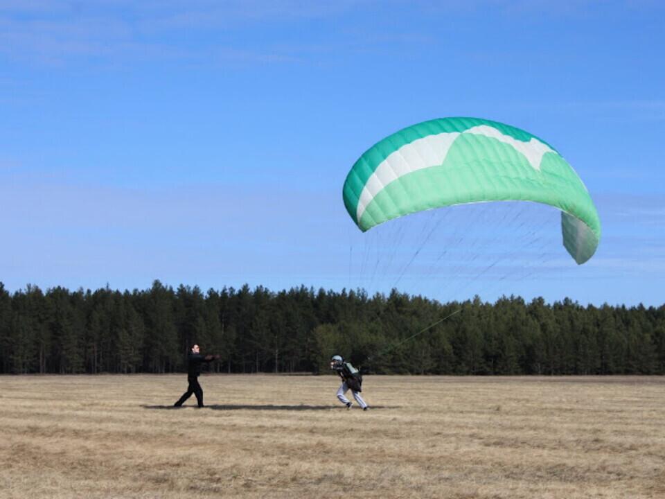 Parasparnio pilotavimo kursai