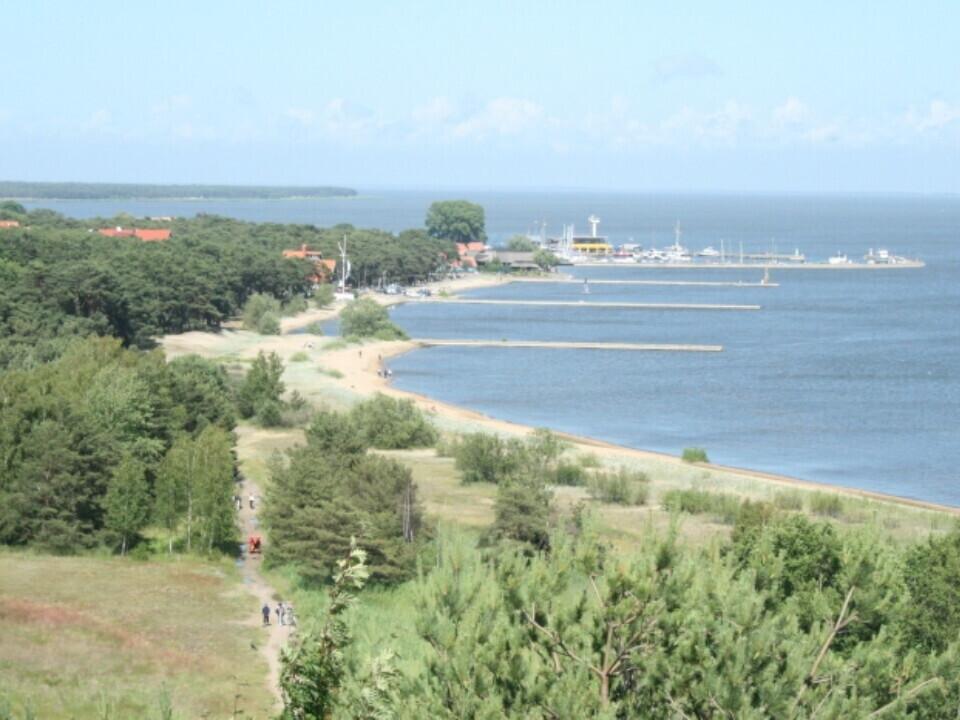 Kelionė laivu aplankant Rusnę ir Nidą