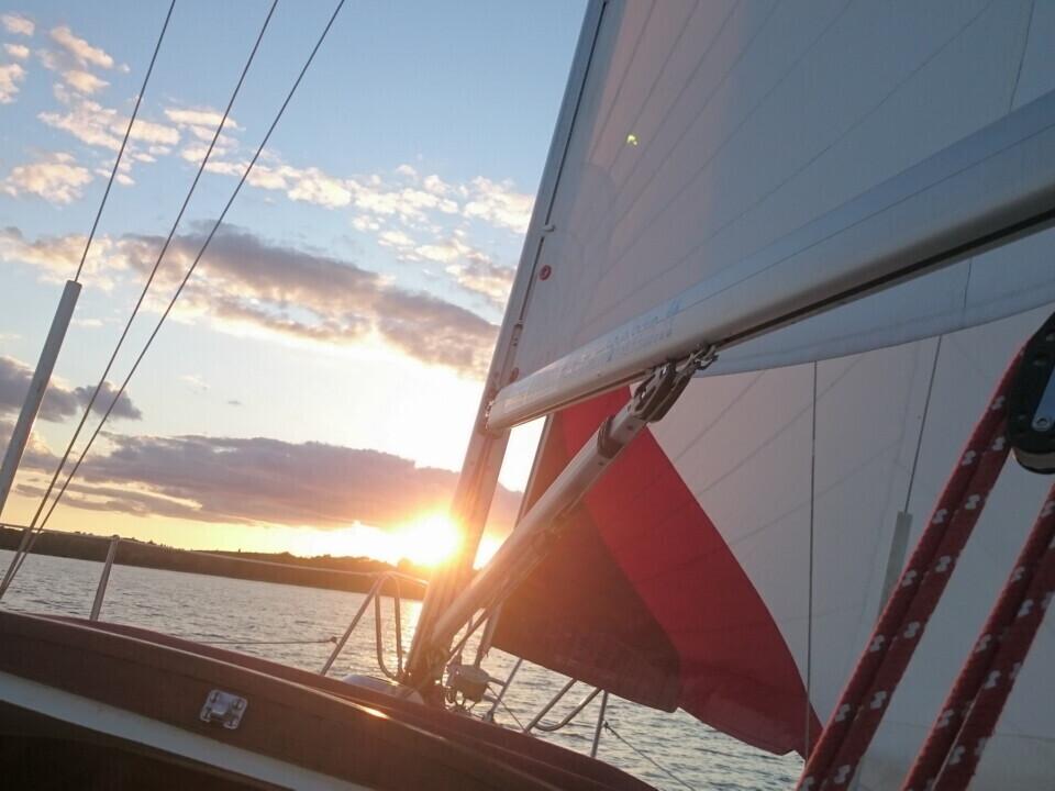 Pažintinė, reprezentacinė kelionė jachta