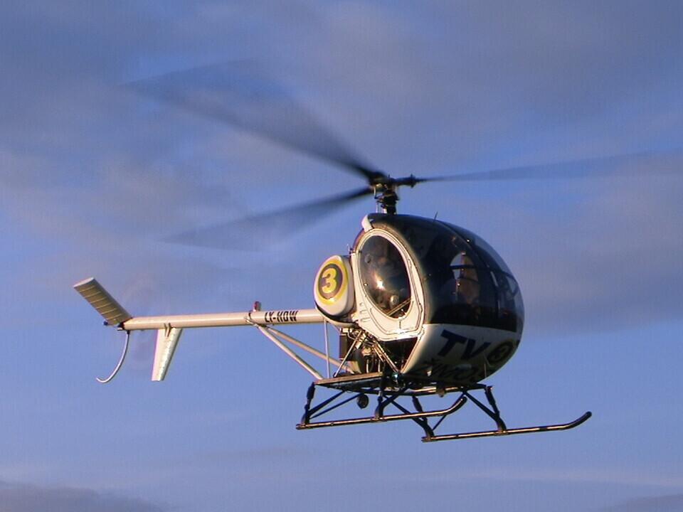 Skrydis sraigtasparniu (2 asmenims)