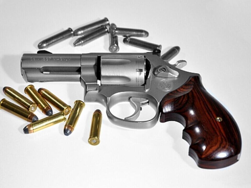 Šaudymo sesija 4 koviniais ginklais