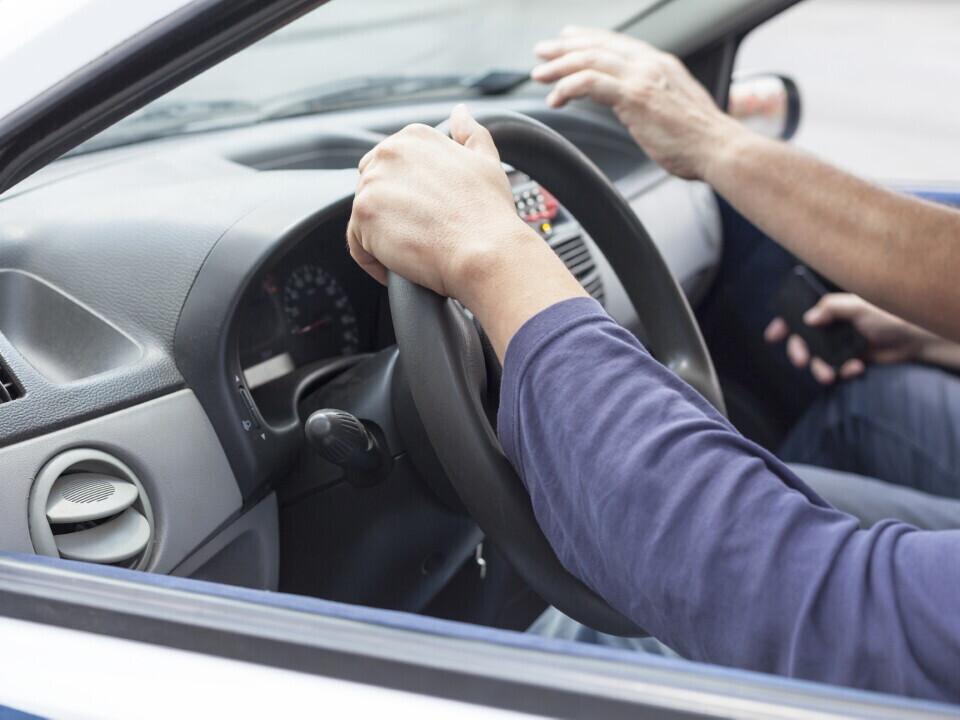 Saugaus ir taupaus vairavimo pamoka
