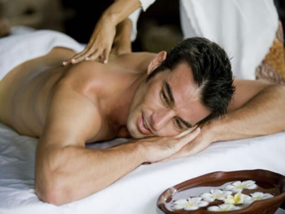 Tradicinis tailandietiškas viso kūno masažas