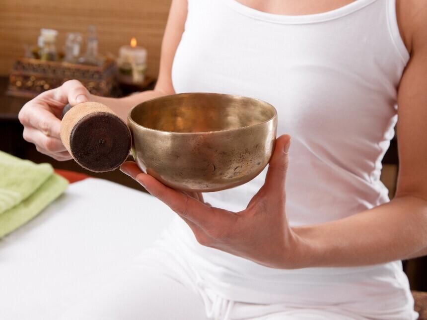 Tibetietiškų ir jogos masažų ritualas