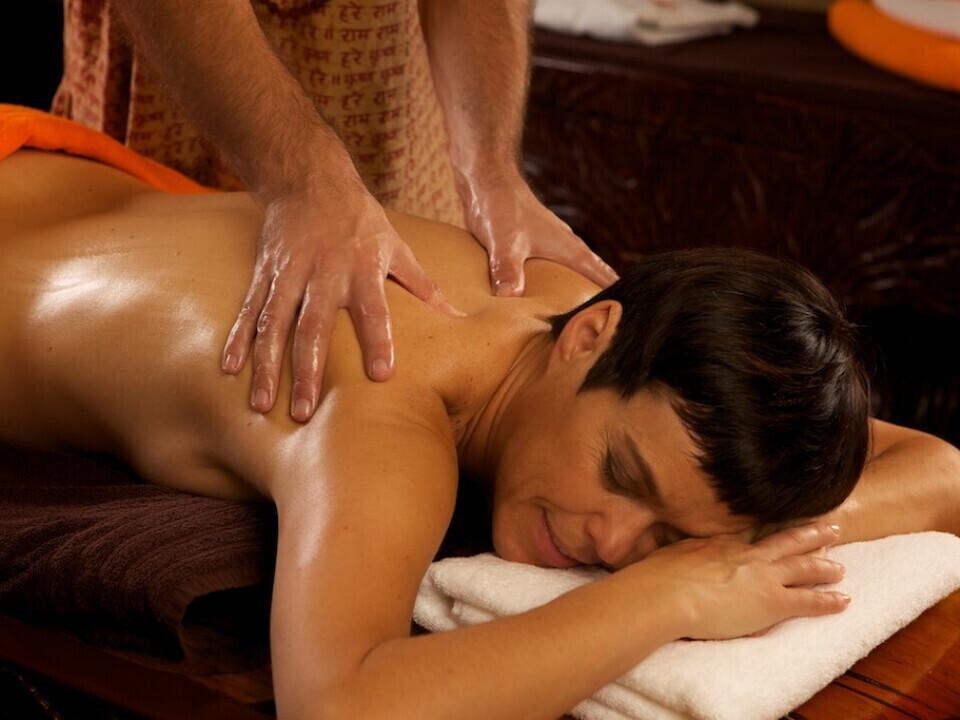 Liekninamasis masažas