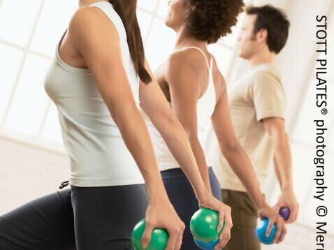 Pažintinė pilates treniruotė