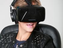 Virtuali realybė vaikų šventei