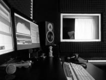 Dainos įrašymas studijoje