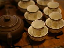 Kiniška arbatos gėrimo ceremonija