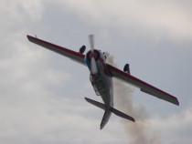 Sudėtingos programos akrobatinis skrydis