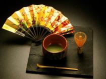 Arbatos gėrimo ceremonija  (Cha no yu arba Sadou)