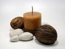 Aromatinių žvakių gamybos pamoka