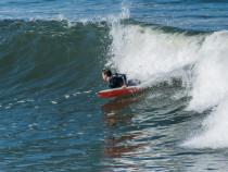 Išbandyk BODYBOARDING Baltijos jūroj