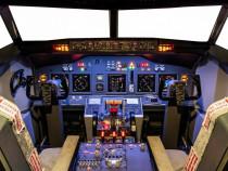 Tikras lėktuvo Boeing 737 pilotavimas