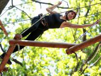 """7 Tarzano išbandymai """"Tarzanijos"""" nuotykių parke"""