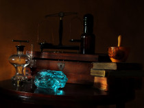Galvosūkių kambarys: Alchemikų paslaptys