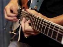 Gitaros pamokos grupėje