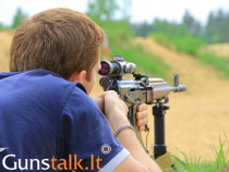 Pramoginis-pažintinis kulkinis šaudymas