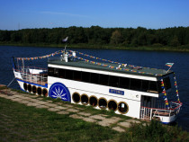 VIP plaukimas laivu Birštone