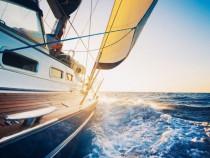 Plaukimas jachta Kuršių mariose 1-6 asmenims