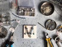 Kūrybinės dirbtuvės su juvelyrikos dizainere