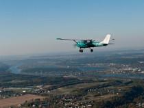 Mokomasis - pažintinis skrydis lėktuvu