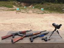 Šaudymo iš keturių ginklų iššūkis