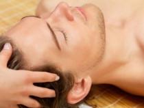 Antistresinis veido masažas vyrams